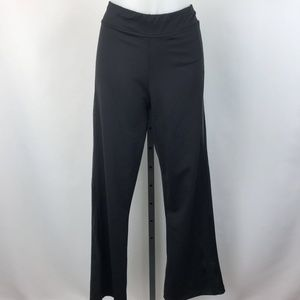 Inphorm Black Flare Pants Size XL